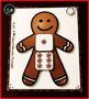 Gingerbread Math Math - Lotto Games