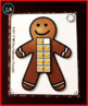 Gingerbread Man Math - Lotto Games