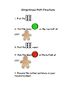 Gingerbread Math Station-Addition Practice for Sums 2-12