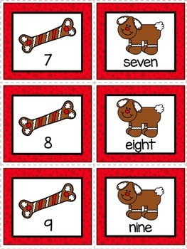 Gingerbread Math and Literacy