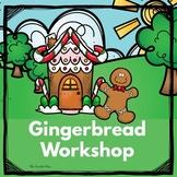 Kindergarten - Special Education-Christmas-Gingerbread Man Workshop