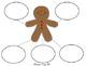 Gingerbread Math and Literacy Cross-Curricular Activities