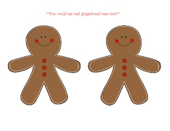 Gingerbread Measure the Room