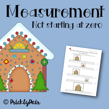 Gingerbread Measurement (Not Starting on Zero Preview)