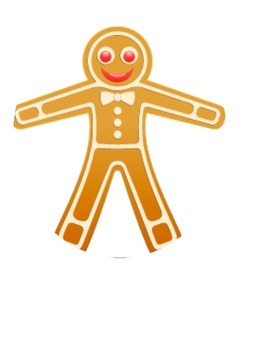 Gingerbread Measuring