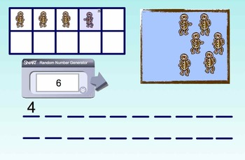 Gingerbread Men Counting and Sequencing