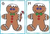 Gingerbread Men Thinking Activities