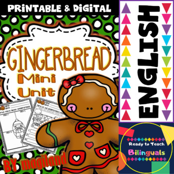 Gingerbread Mini-Unit (Supplementary Activities)
