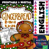 Gingerbread Mini-Unit (Supplementary Activities)