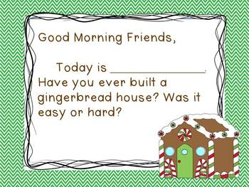 Gingerbread - Morning Messages