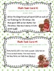 Gingerbread Multi Step Word Problem Task Cards FREEBIE Fourth and Fifth grades