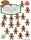 Gingerbread Multiplication Bump Game
