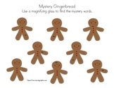 Gingerbread Mystery