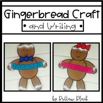 Gingerbread Craft