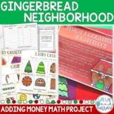Gingerbread Neighborhood Math Project