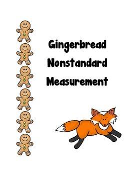 Gingerbread Nonstandard Measurement