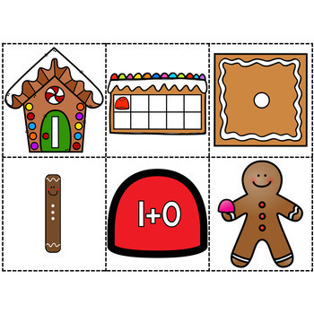 Gingerbread Number Sort