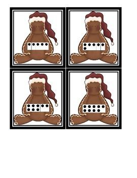 Gingerbread Number Sort * Numbers 1-10