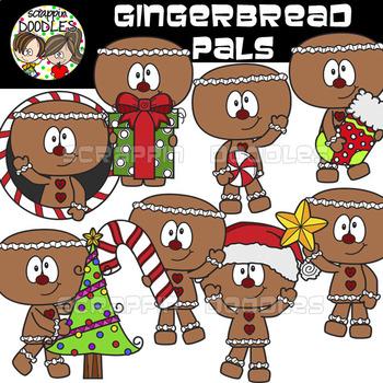 Gingerbread Pals