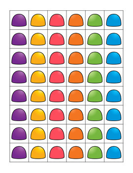 Gingerbread Pattern Cards {AB, ABC, ABB, AAB}