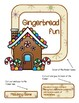 Gingerbread Fun File Folder Game