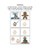 Gingerbread People:  Whole Caseload Lesson Plan:  AAC, fluency, artic, lang