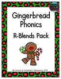 Gingerbread Phonics: R-Blends Pack