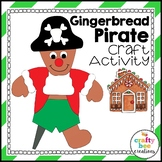 Gingerbread Pirate Craft