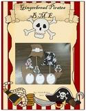 Gingerbread Pirates B.M.E. Ship