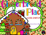 Gingerbread Place Value Second Grade Word Form Expanded Form Christmas