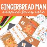 Gingerbread Preschool Language Unit