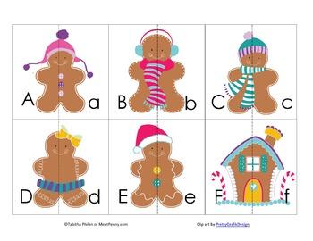 Gingerbread Printable Pack