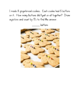 Gingerbread Problem Solving