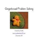 Gingerbread Problem Solving