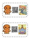 Gingerbread QR Read Alouds