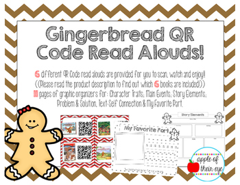 Gingerbread QR Stories