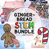 Gingerbread Read Aloud STEM Activities BUNDLE