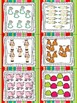 Gingerbread Read, Write, and Count the Room {Literacy and Math Center} {CCSS}