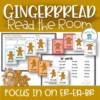 Gingerbread - Read the Room