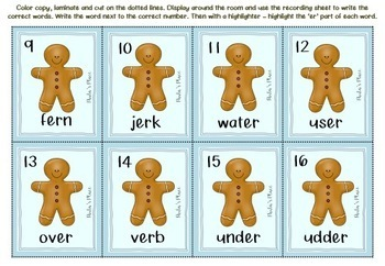 Read the Room Gingerbread