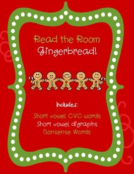 Gingerbread Read the Room!