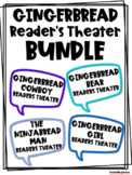 Gingerbread Reader's Theatre- BUNDLE