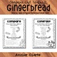 Gingerbread Compare and Contrast Gingerbread Baby and other Gingerbread Stories