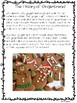 Gingerbread Reading Passage Activities