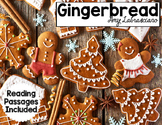 Gingerbread Reading Passages