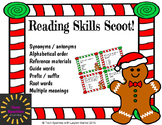 Gingerbread Reading Scoot