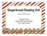 Gingerbread Reading Unit {Common Core Aligned}