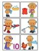 Gingerbread Man Activities: Rhyming