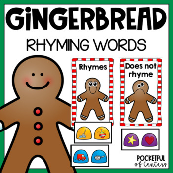 Gingerbread Rhymes