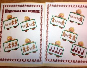 Gingerbread Rhythms